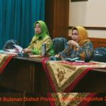 Rapat Bulanan Dishut, 15 Agustus 2019