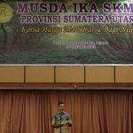 Pembukaan MUSDA IKA SKMA Provinsi Sumatera Utara Tahun 2019